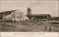 Best Manufacturing Co. Postcard