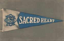 Sacred Heart Cathedral Preparatory SHC Postcard