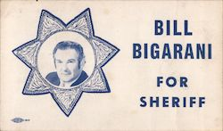 Bill Bigarani for Sheriff