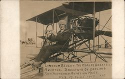 Lincoln Beachy, the Worlds Greatest Aviator