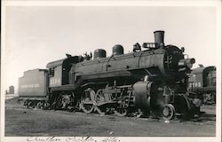 Engine 3104, Southern Pacific Railroad