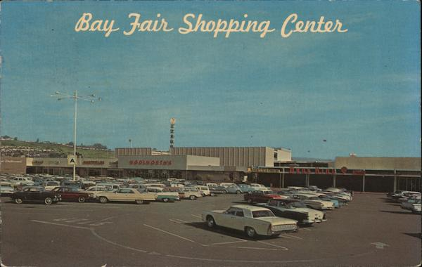 Bay Fair Shopping Center San Leandro California