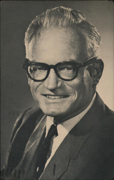 Senator Barry M. Goldwater Political