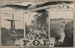 1911 F.O.E. National Convention Fraternal Order of Eagles