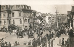 Parade to Celebrate President Taft's Visit to City