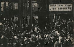 President Taft at Laying of Cornerstone at Y.M.C.A.