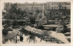 Rare Caliente Miniature Golf Course Market and 9th Streets