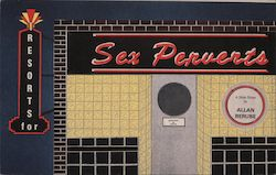 Resorts for Sex Perverts by Allan Berube