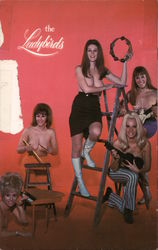 The Ladybirds - The World's First Topless Band
