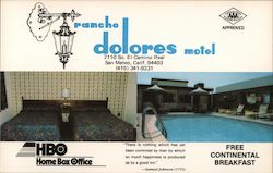 Rancho Dolores Motel