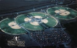 Twin Creeks Softball Complex in Sunnyvale