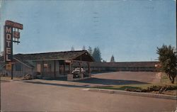 Sky Ranch Motel 4234 El Camino Real (U.S. 101) Postcard