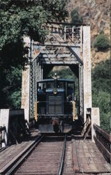 Niles Canyon Railway Locomotive #298