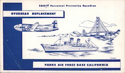 2353rd Personnel Processing Squadron Parks Air Force Base