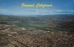 Fremont, California Aerial View