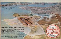 Oakland Municipal Airport. Fly Oakland California Airport Always