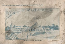 California Midwinter Fair Agriculture Building