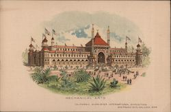 Mechanical Arts - California Midwinter International Exposition