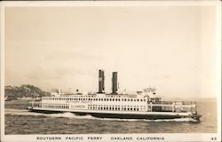 Southern Pacific Ferry