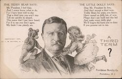 A Third Term? Teddy Roosevelt