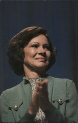 Rosalynn Carter at the National Women's Conference in Houston, Texas