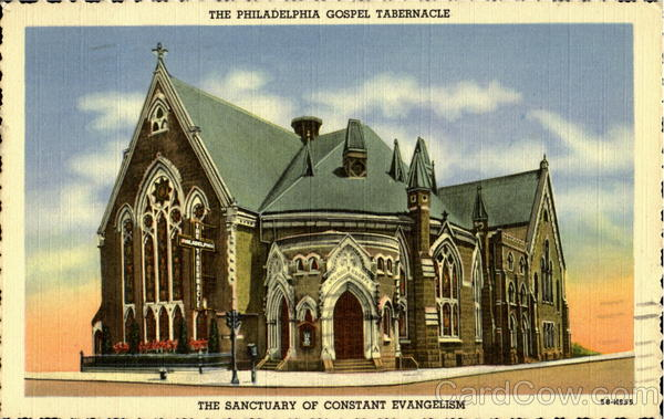 The Philadelphia Gospel Tabernacle Pennsylvania