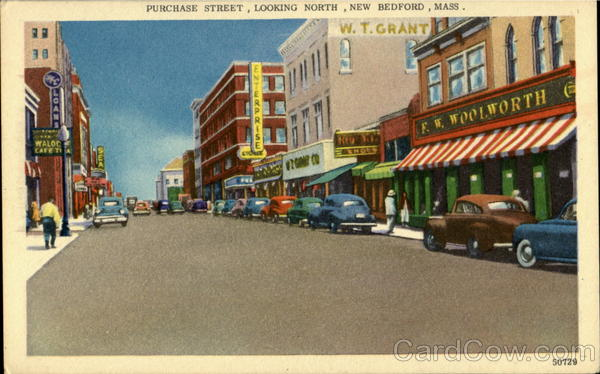 Purchase Street New Bedford Massachusetts