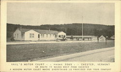Vail's Motor Court