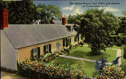 The James Monroe Law Office And Garden