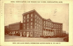 Hotel Northampton And Wiggins Old Tavern