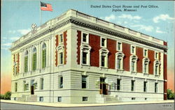 United States Court House And Post Office
