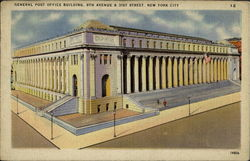 General Post Office Building , 8th Avenue & 31st Street
