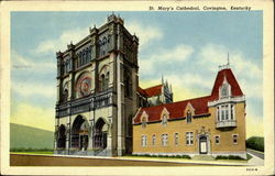 St. Mary's Cathedral Postcard
