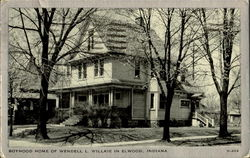 Boyhood Home Of Wendell L Willkie