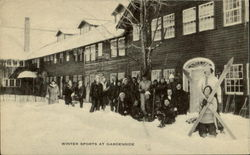 Winter Sports At Gardenside