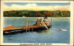 Greetings From East Otis