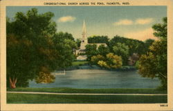 Congregational Church Across The Pond