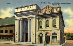U. S. Post Office And Citizens National Bank