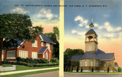 St. Barthelomew's Church And Rectory