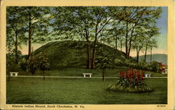 Historic Indian Mound