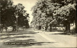 View Of Canaan Street Postcard
