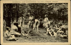 Pioneering Camp Strawderman