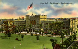 The Citadel Bond Hall , Military College Of South Carolina