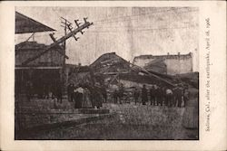After the Earthquake April 18, 1906