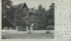 Home of Mr. & Mrs. J. H. Fowler