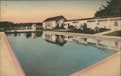 Swimming Pool, Del Monte Lodge