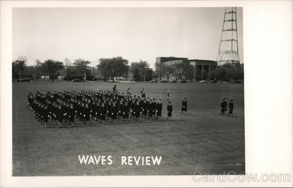 Waves Review (Women's Reserve) World War II
