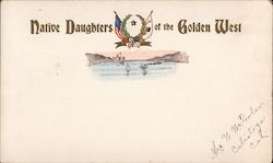 Native Daughters of the Golden West