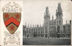 All Souls Postcard