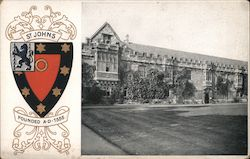 St. Johns Postcard